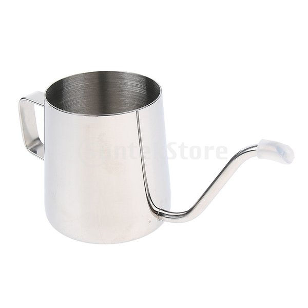 送料無料 Fityle コーヒードリップポット  コーヒーケトル 多用途 便利 実用的  350ml|stk-shop|03