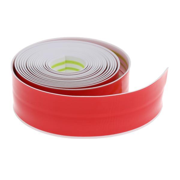 3.2mのPVC防水型防水テープキッチン浴室壁シールテープグリーン