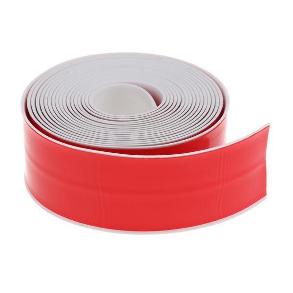 3.2mのPVC防水性の耐腐食性のテープキッチンの浴室の壁のシールテープホワイト