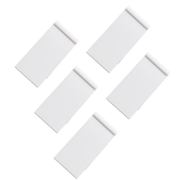 5本の付箋メモ帳メモ帳のブックマーク紙ステッカーメモ帳文房具空白の本