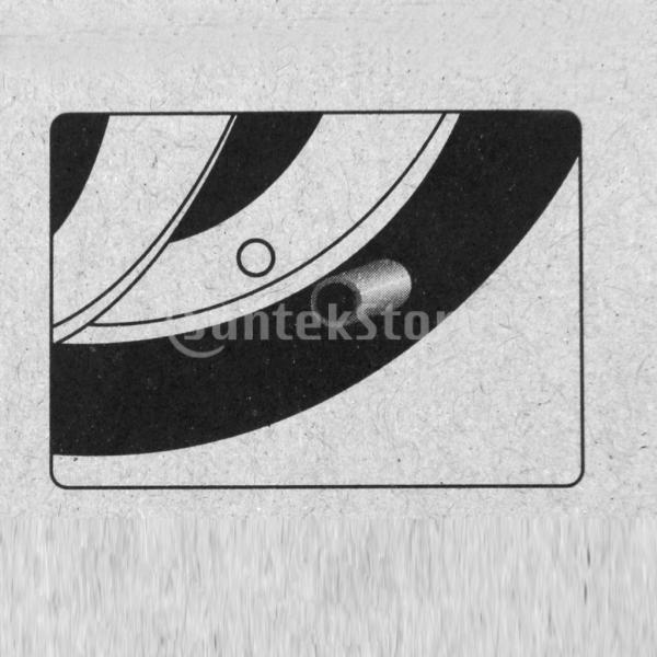 4xアルミニウムタイヤホイールリムステムエアーバルブキャップタイヤカバー車のトラック|stk-shop|05