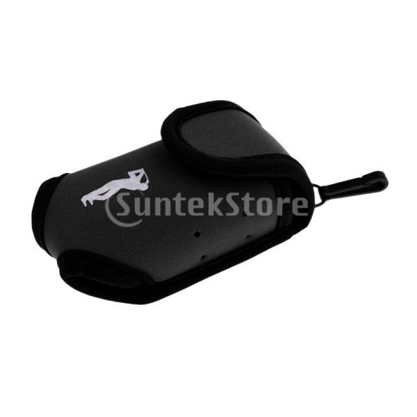 弾性ネオプレンミニゴルフボールホルダーポーチバッグスモールウエストパック stk-shop 02