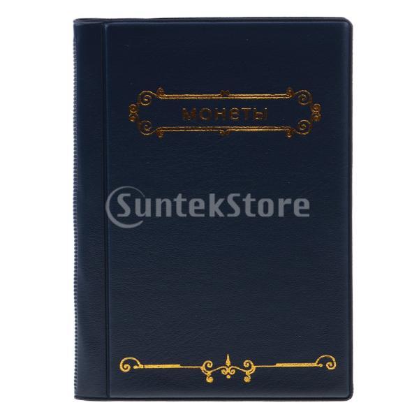120ポケット10ページコイン収納アルバムペニー収集ホルダーウォレットブック|stk-shop|11