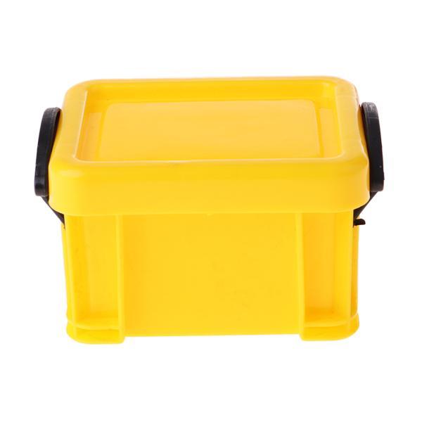 収納コンテナ ボックス 小さな部品 格納 スクリュー ジュエリー 収納ボックス ホーム クローゼット棚 全3色