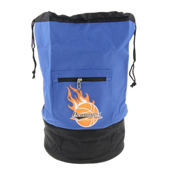 バスケットボール サッカーバレーボール用 ボールキャリーバッグ キャリアホルダー  防水性 全5色