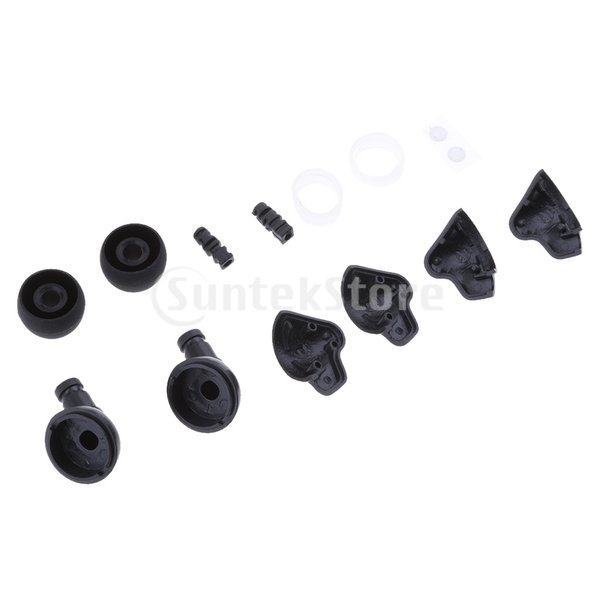 DIYキットヘッドフォンearbuds shure e2c e2g用11mmハウジングシェルケース|stk-shop|03
