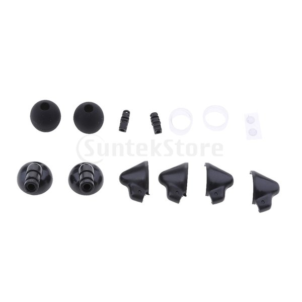 DIYキットヘッドフォンearbuds shure e2c e2g用11mmハウジングシェルケース|stk-shop|05