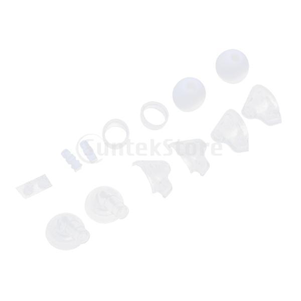DIYキットヘッドフォンearbuds shure e2c e2g用11mmハウジングシェルケース|stk-shop|08