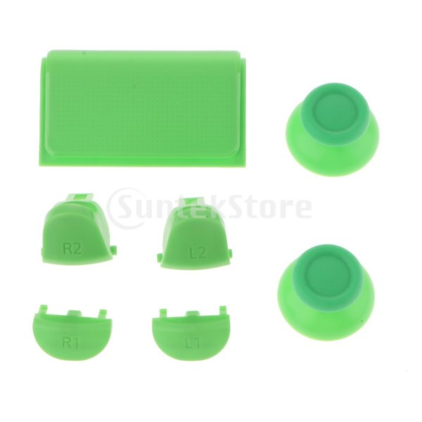 タッチパッドボタンr1 / l1 r2 / l2 ps4 pro jdm-040コントローラのトリガーパッドセット stk-shop 02