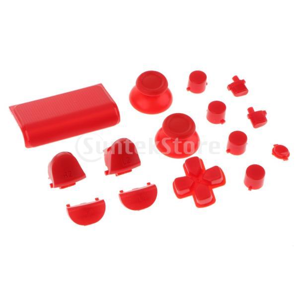 タッチパッドボタンr1 / l1 r2 / l2 ps4 pro jdm-040コントローラのトリガーパッドセット stk-shop 03