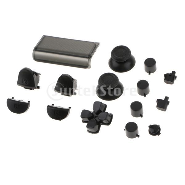タッチパッドボタンr1 / l1 r2 / l2 ps4 pro jdm-040コントローラのトリガーパッドセット stk-shop 06