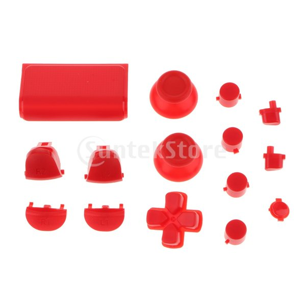 タッチパッドボタンr1 / l1 r2 / l2 ps4 pro jdm-040コントローラのトリガーパッドセット stk-shop 08
