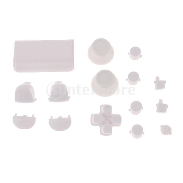 タッチパッドボタンr1 / l1 r2 / l2 ps4 pro jdm-040コントローラのトリガーパッドセット stk-shop 10