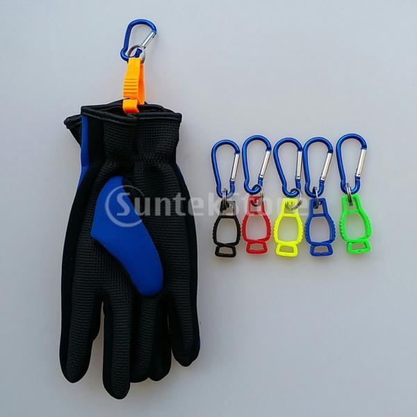 手袋クリップガードホルダー労働作業クランプグラバーキャッチャー小さなサイズ