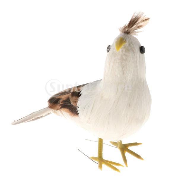シミュレーション鳥の模型の像の鳥の鳥の家の装飾|stk-shop