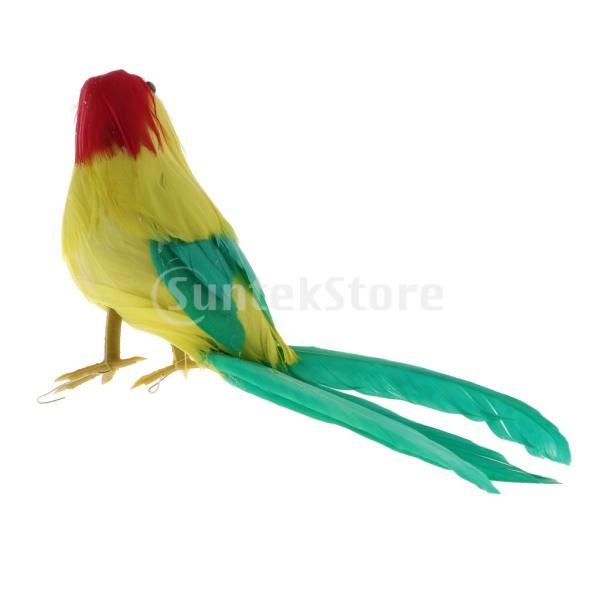 シミュレーション鳥の模型の像の鳥の鳥の家の装飾|stk-shop|02