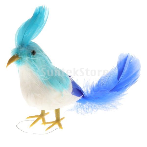 シミュレーション鳥の模型の像の鳥の鳥の家の装飾|stk-shop|06