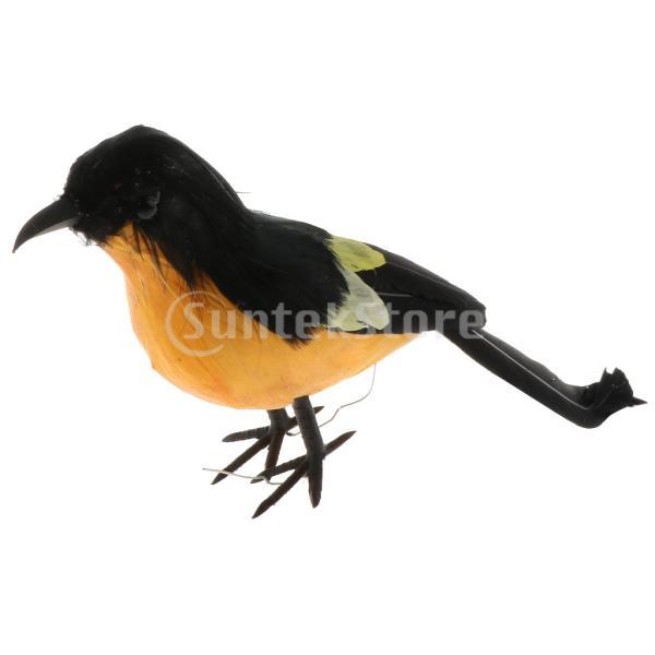 シミュレーション鳥の模型の像の鳥の鳥の家の装飾|stk-shop|07
