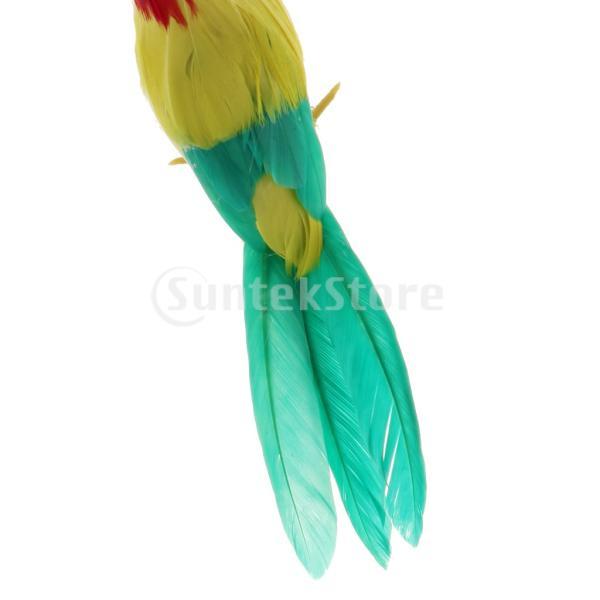 シミュレーション鳥の模型の像の鳥の鳥の家の装飾|stk-shop|08