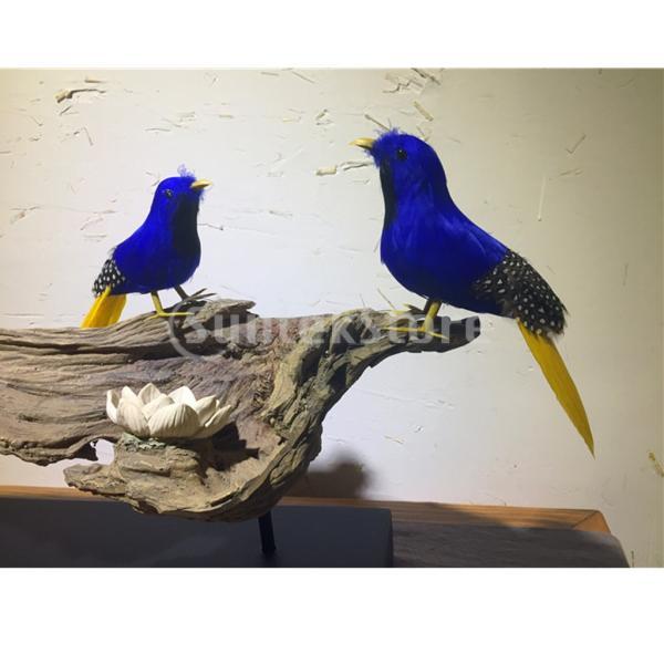 シミュレーション鳥の模型の像の鳥の鳥の家の装飾|stk-shop|09