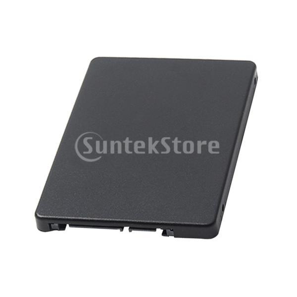 ミニPCI-E mSATA SSDから2.5インチSATA3.0変換アダプタカードSSDケース