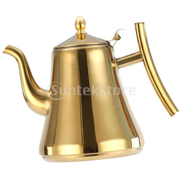 コーヒーケトルコーヒーを注ぐハンドドリップポットステンレスインシューザー|stk-shop