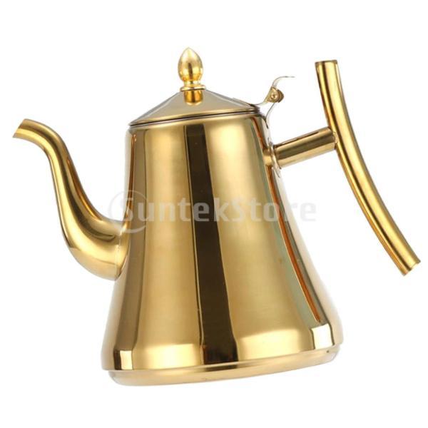 コーヒーケトルコーヒーを注ぐハンドドリップポットステンレスインシューザー|stk-shop|02