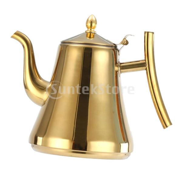 コーヒーケトルコーヒーを注ぐハンドドリップポットステンレスインシューザー|stk-shop|12