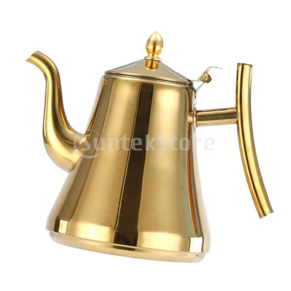 コーヒーケトルコーヒーを注ぐハンドドリップポットステンレスインシューザー|stk-shop|06