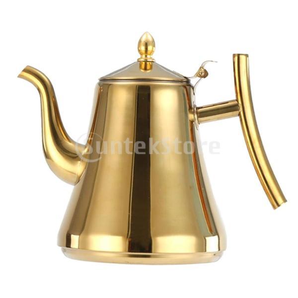 コーヒーケトルコーヒーを注ぐハンドドリップポットステンレスインシューザー|stk-shop|08