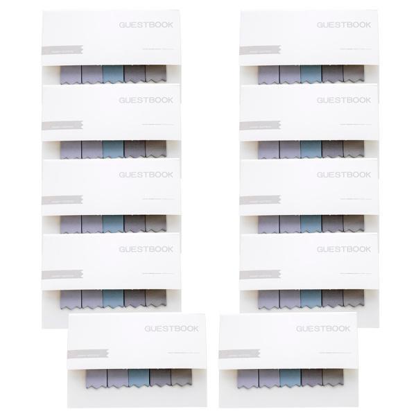 約10パッドセット 付箋紙 メモステッカー ラベル 事務用品 オフィス用品