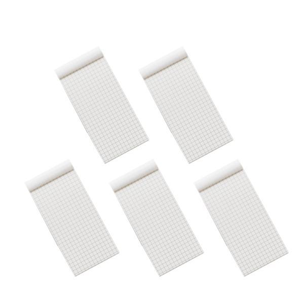5ピース/個付箋メモ帳メモ帳しおり紙シールメモ帳文房具