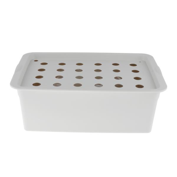 水耕栽培ボックス 24穴  水耕栽培システム 野菜育成キット 育苗箱 家庭菜園 110V