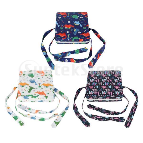 座布団 お食事クッション 子供用 高密度 シートクッション 椅子に適用 チェアクッション  洗える 全3色