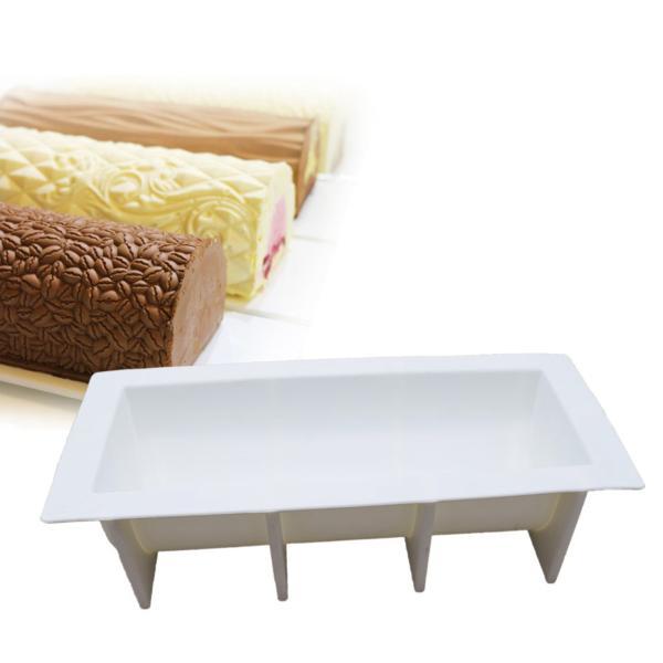 シリコーン金型3Dケーキ型diyデザートチョコレート型ゼリー型ノンスティックベーキングツール