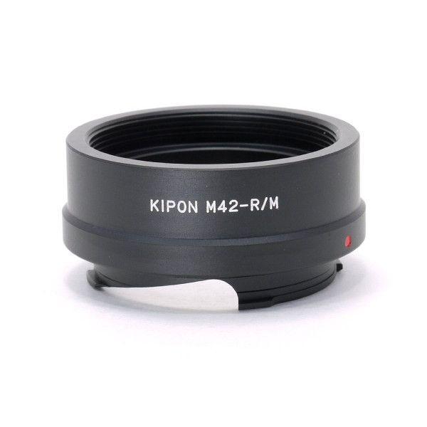 KIPON M42-M M42マウントレンズ - ライカMマウントアダプター Typ 240対応可