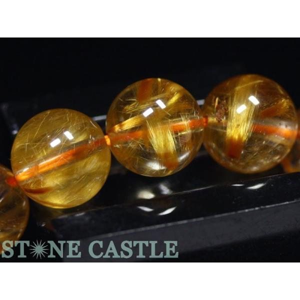 高品質 天然石 ブレスレット エンジェルフェザールチルクォーツ (5A) (約11.5〜12mm) (鑑別済) (ケース付) パワーストーン