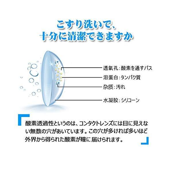 Blumway 超音波洗浄機 レンズクリーナー ミニ超音波洗浄器 58000HZ 脂質汚れ洗浄 (ピンク)|store309|02