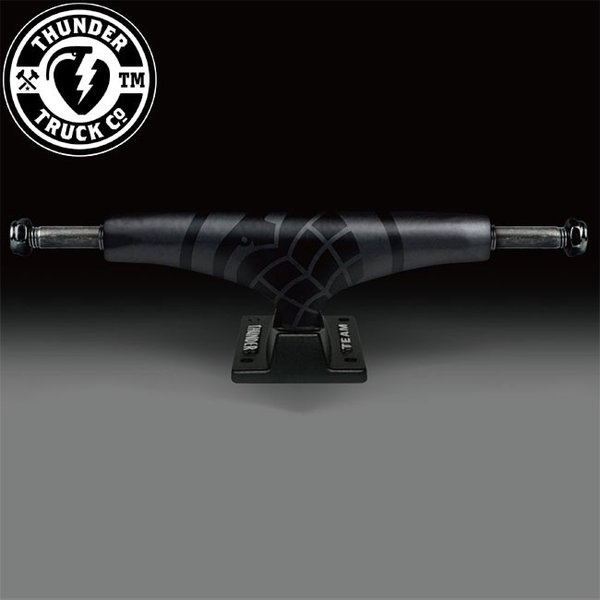 THUNDER BLACK SONORA TEAM EDITION SKATEBOARD TRUCK(サンダー スケートボード トラック) stormy-japan