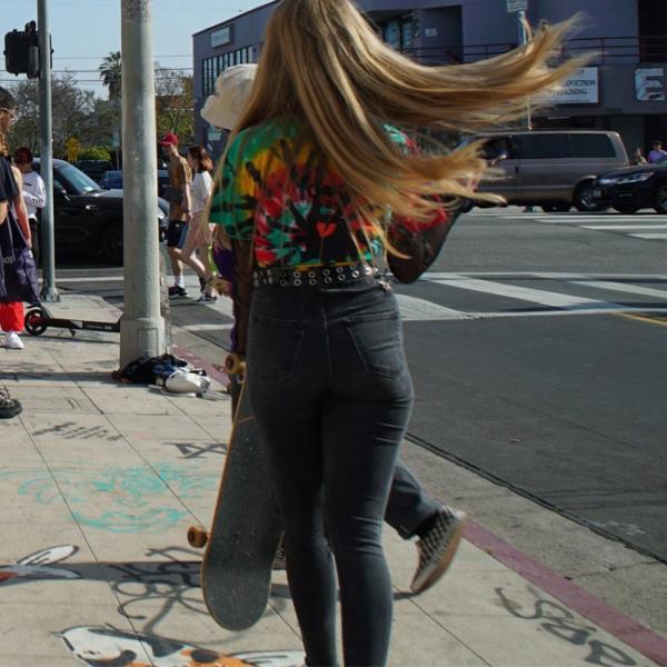 DEVILUSE Bear Jr Tie Dye T-shirts Multicolor Orange デビルユース 半袖 タイダイ Tシャツ マルチカラー オレンジ 19aw stormy-japan 10
