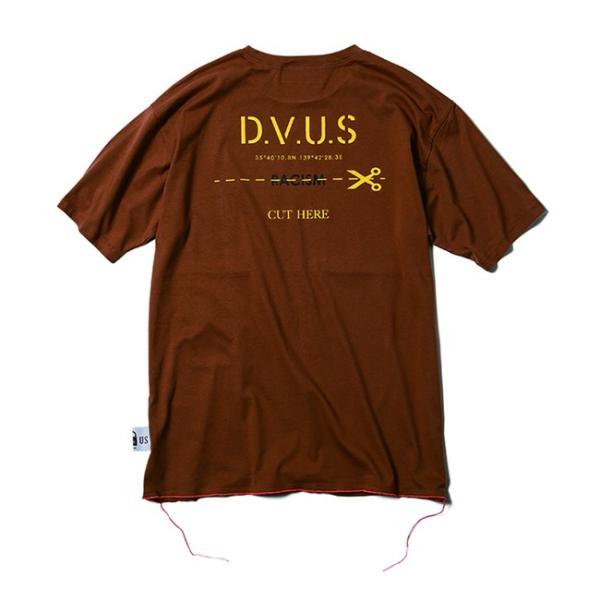 DEVILUSE Claim Big T-shirts White Purple Tan デビルユース 半袖 ビッグ Tシャツ ホワイト パープル タン 19aw|stormy-japan|06