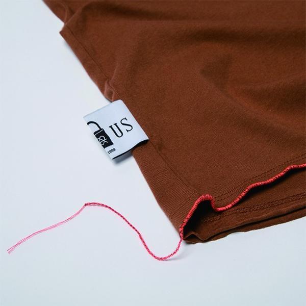 DEVILUSE Claim Big T-shirts White Purple Tan デビルユース 半袖 ビッグ Tシャツ ホワイト パープル タン 19aw|stormy-japan|07