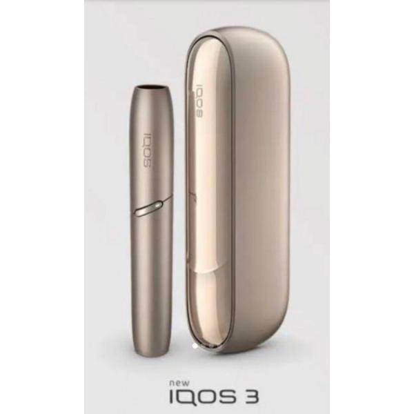 新型 アイコス iQOS 3 ブリリアントゴールド 新品 未開封 未登録|story-group
