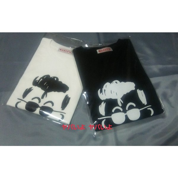 a5dfb8a5a17a3 限定100枚 MARCY'S 復刻ロゴTシャツ(ブラック) :marcy002:買物語 ...