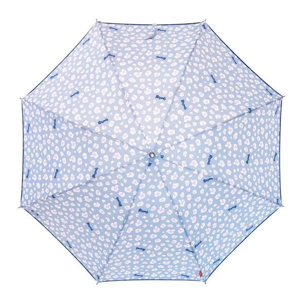 傘 レディース 長傘 超撥水テフロン おしゃれ Person's ジャンプ傘 かさ カサ|story-web|03