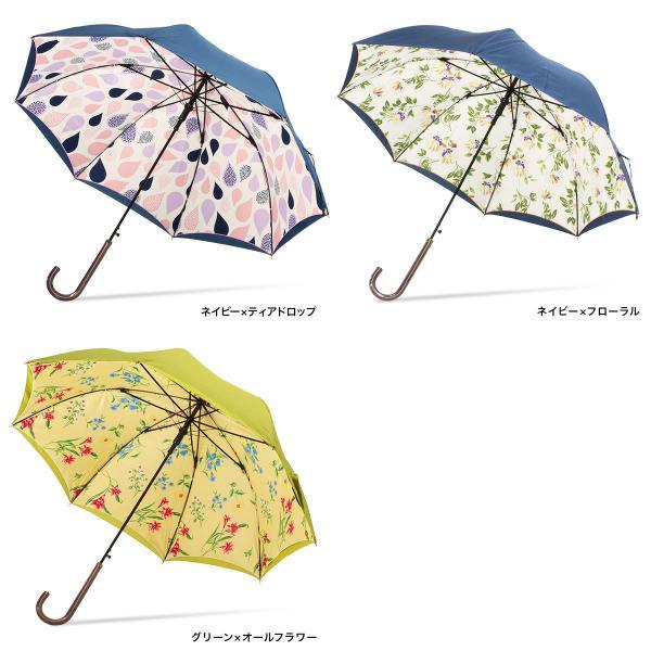 日傘 晴雨兼用 UVカット率99% ジャンプ レディース|story-web|11