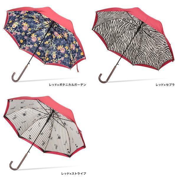 日傘 晴雨兼用 UVカット率99% ジャンプ レディース|story-web|09