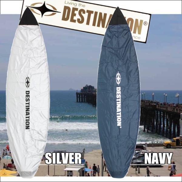"DESTINATION デスティネイション ショートボード用 サーフボードデッキカバー 5'8""〜6'6"" BOARD DECK COVER SHORT|stradiy|03"