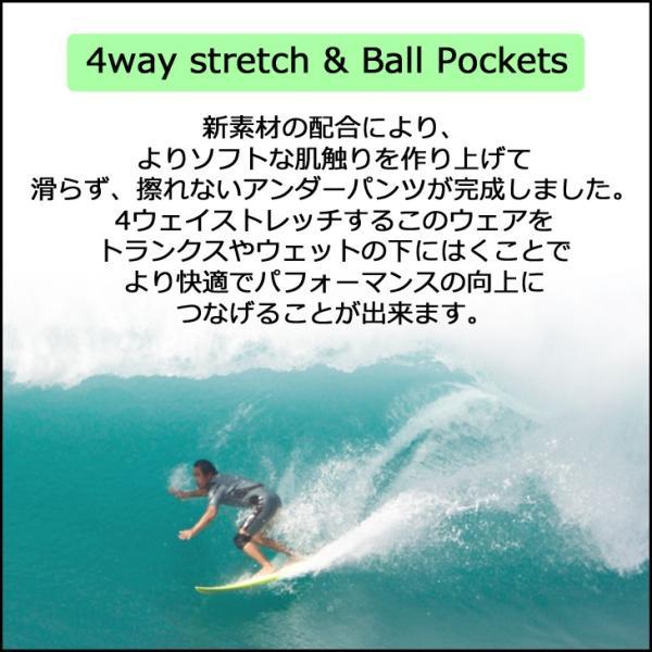19 TLS TOOLS トゥールス ハイブリッドウォーターアクションパンツ メンズ インナーパンツ アンダーショーツ 2019年モデル HYBRID WATER ACTION PANT 日本正規品|stradiy|05