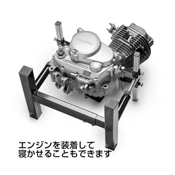 バイク用エンジンスタンド STRAIGHT/15-430 (STRAIGHT/ストレート)|straight-toolcompany|03